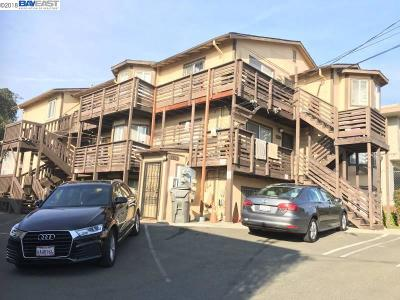 Oakland Multi Family Home New: 1829 8th Ave