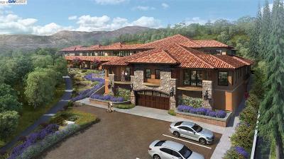 Lafayette Condo/Townhouse For Sale: 3235 Mt Diablo Ct #102