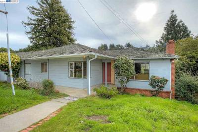 San Leandro Single Family Home For Sale: 1357 E Juana