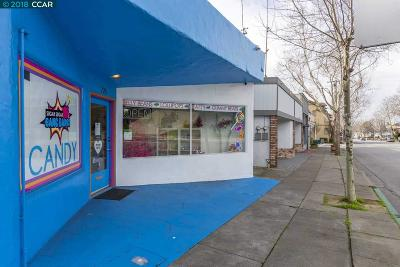 San Leandro Commercial For Sale: 725 Macarthur Blvd
