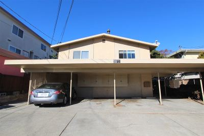 El Cerrito Multi Family Home For Sale: 5811 El Dorado