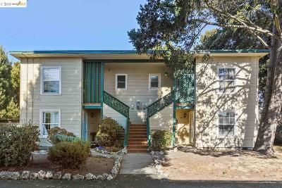 Berkeley Multi Family Home For Sale: 1804 10th St