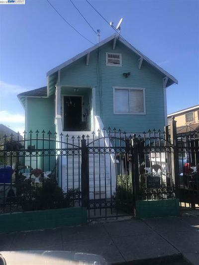 Richmond Multi Family Home For Sale: 619 2nd St