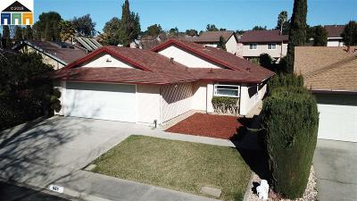 Rodeo Single Family Home For Sale: 989 Coral Ridge Cir