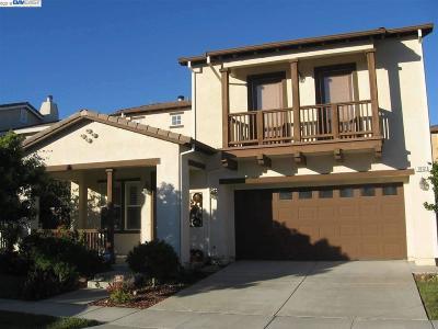 Hercules Single Family Home For Sale: 1012 Shorebird Dr