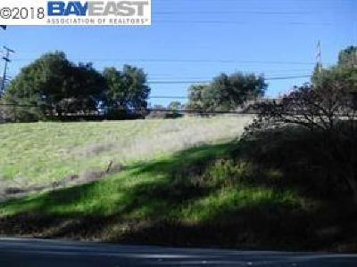 Castro Valley Residential Lots & Land For Sale: Jensen Rd