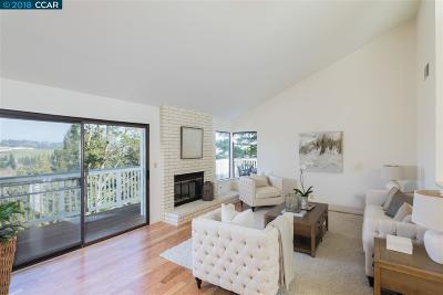 Moraga Single Family Home For Sale: 1747 Spyglass Lane
