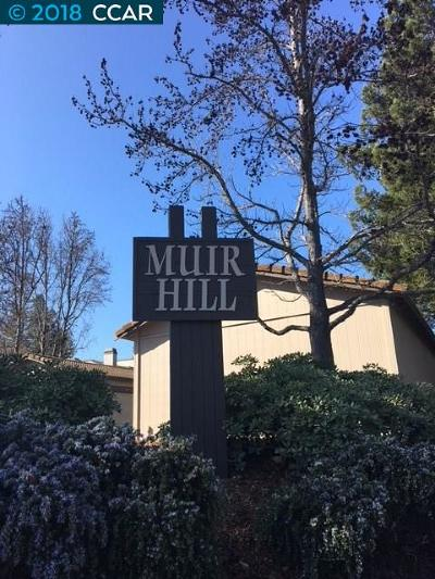 Martinez Condo/Townhouse For Sale: 1363 Hull Ln