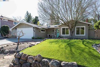 Danville Single Family Home For Sale: 274 Gil Blas Rd