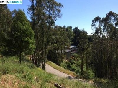 Oakland Residential Lots & Land For Sale: 5810 Skyline