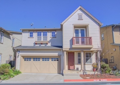 Richmond Single Family Home Contingent: 309 Seacliff Way