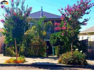 Oakland Single Family Home Back On Market: 3081 Capp St