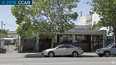 Oakland Commercial For Sale: 8309 International Blvd