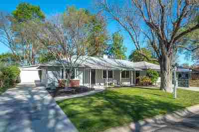 Pleasant Hill Single Family Home For Sale: 212 Ilene Dr