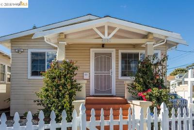 Oakland Single Family Home New: 4529 Market St