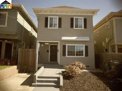 Oakland Multi Family Home New: 5812 Dover