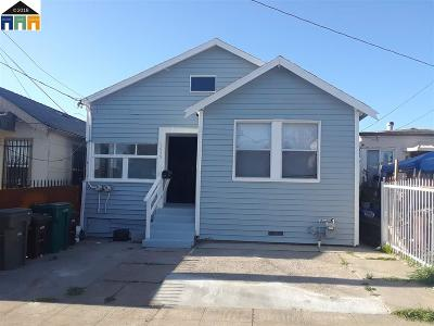 Oakland Multi Family Home New: 2625 75th Ave