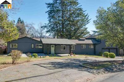 Pleasant Hill Single Family Home Back On Market: 150 Random Way