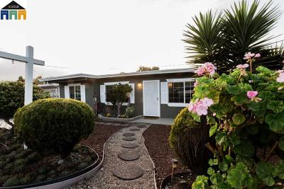 San Pablo Single Family Home For Sale: 1273 Madeline Rd
