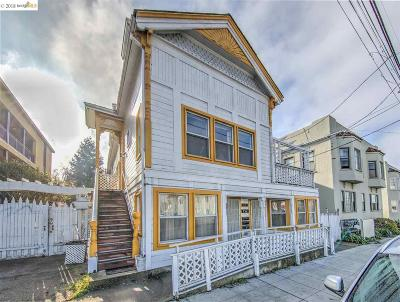 Berkeley Multi Family Home For Sale: 2040 Ashby Avenue