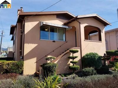 Oakland Single Family Home New: 5974 Marshall St