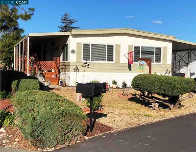 Pittsburg Mobile Home For Sale: 213 Maui