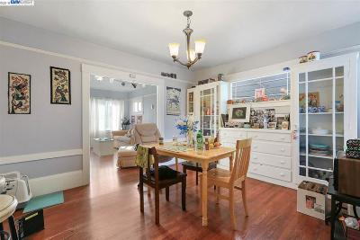 Oakland Multi Family Home New: 720 Sycamore