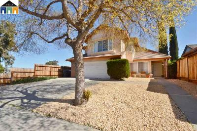 Tracy Single Family Home New: 2660 Golden Springs Drive