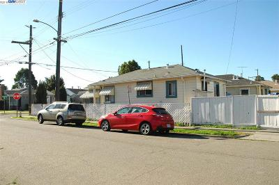 Oakland Single Family Home New: 2331 103rd Ave