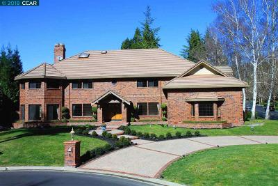Blackhawk C. C., Blackhawk Country Club Single Family Home New: 8 Red Cedar Court