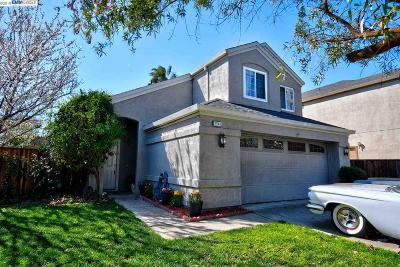 Oakley Single Family Home New: 1540 Quail Valley Run