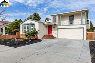 San Leandro Single Family Home New: 730 Oakes Blvd