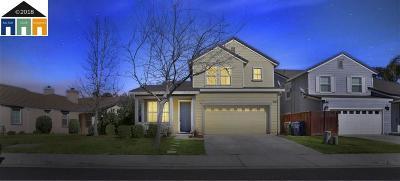 Tracy Single Family Home New: 2789 Jackson Ave