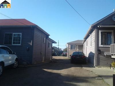 Oakland CA Multi Family Home New: $1,300,000