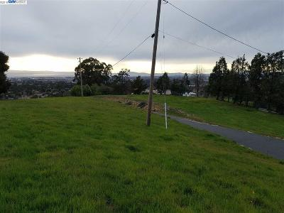 Hayward Residential Lots & Land For Sale: Jelincic Dr