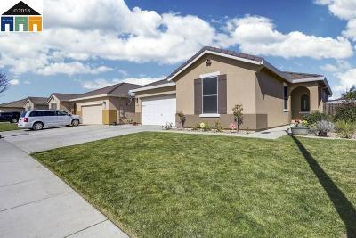 Manteca Single Family Home New: 1339 Camilla St