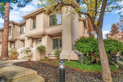 Walnut Creek Condo/Townhouse For Sale: 1679 Geary Rd