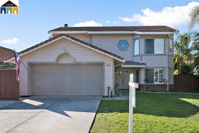 Tracy Single Family Home For Sale: 921 Lassen Court