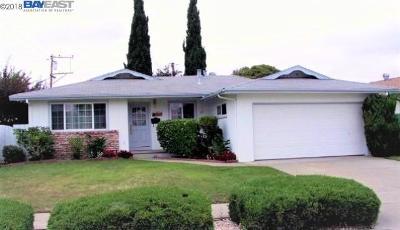 Fremont Single Family Home New: 4434 Caren St