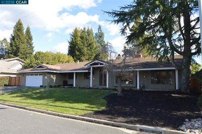 Moraga Single Family Home For Sale: 119 Whitethorne Drive