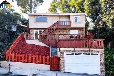 Oakland CA Single Family Home New: $895,000