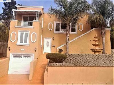 Castro Valley Single Family Home Price Change: 17200 Roberto St