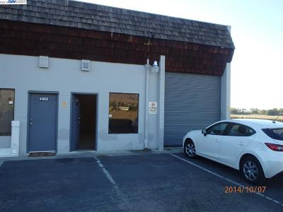 Fremont, Pleasanton, Concord, Walnut Creek Commercial Lease For Lease: 44848 S Grimmer Blvd