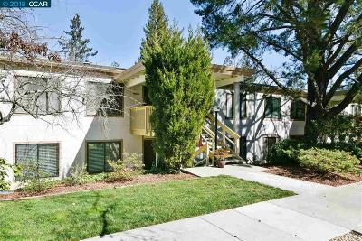 Walnut Creek Condo/Townhouse For Sale: 1400 Ptarmigan Dr #6
