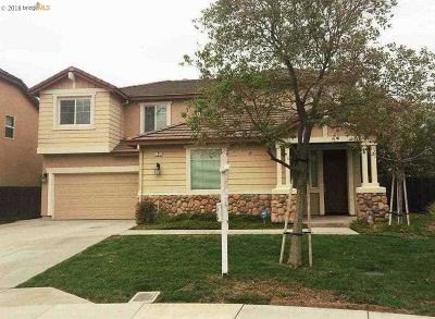 Discovery Bay Single Family Home Price Change: 123 Tennyson Ct