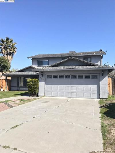 Tracy Single Family Home Active-Reo: 425 Northgate Ct