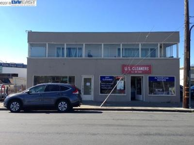 Castro Valley Commercial For Sale: 20535 Anita Ave