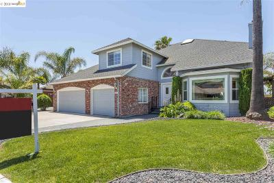 Discovery Bay CA Single Family Home For Sale: $768,000
