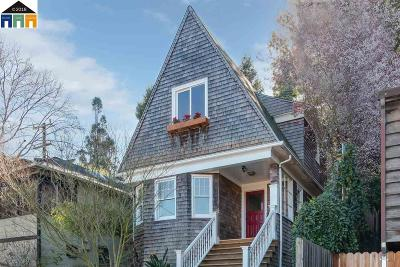 Richmond Single Family Home Contingent: 207 Buena Vista Ave