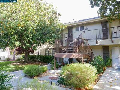 Walnut Creek Condo/Townhouse For Sale: 2732 Tice Creek Dr #1